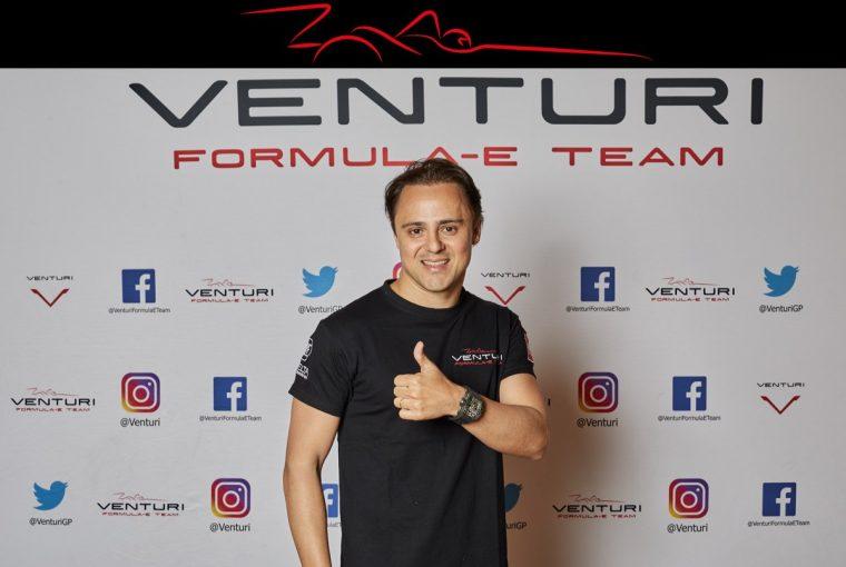 Venturi announces Massa for season five