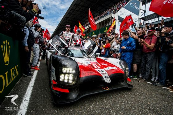 #24hLeMans: Victories for Buemi and Vergne