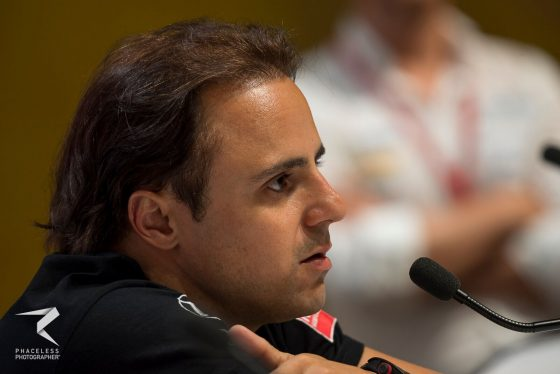 "Massa: ""My goal is to be competitive"""