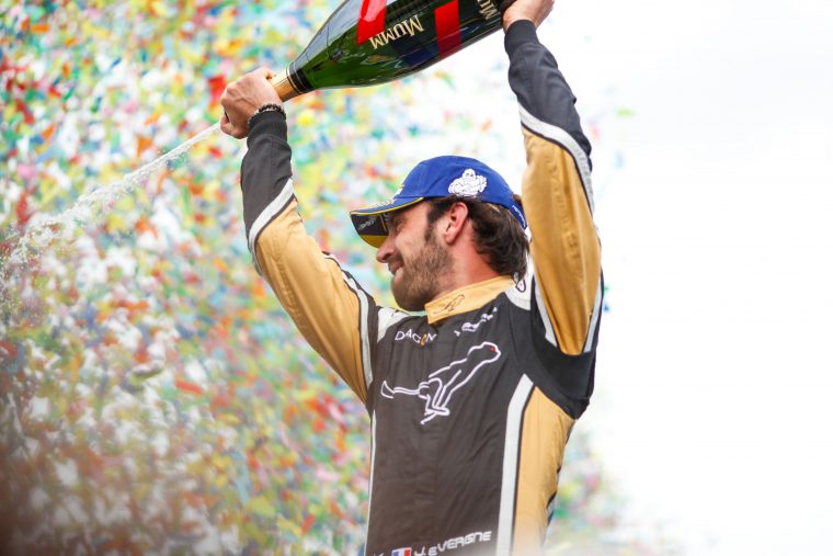 Vergne crowned champion at Audi festival in New York