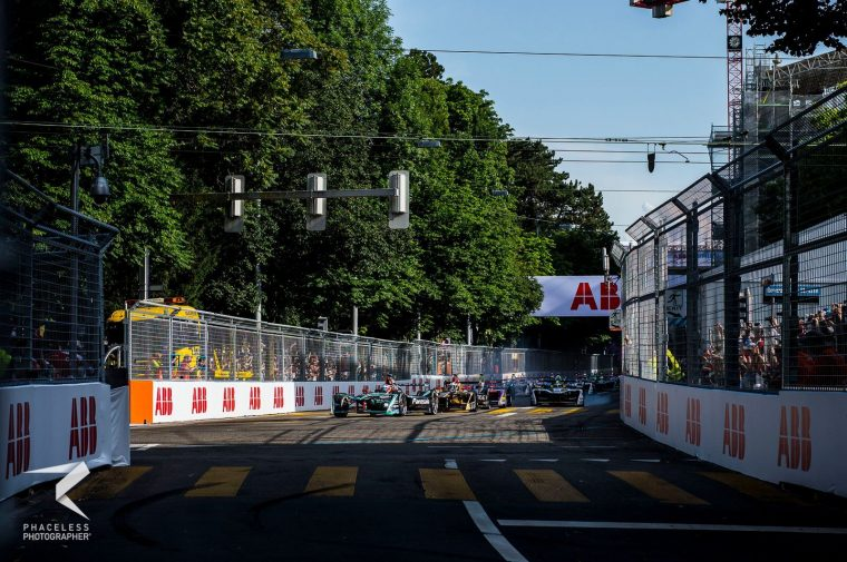 ABB Formula E awarded sustainable practice award