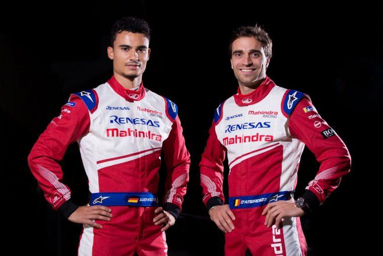 Mahindra Racing announces d'Ambrosio and Wehrlein