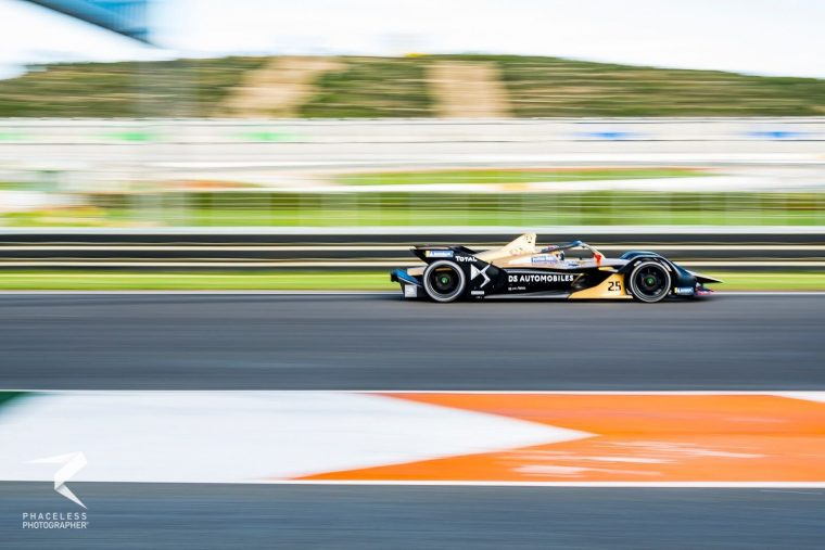 Vergne heads Techeetah 1-2 to finish day two