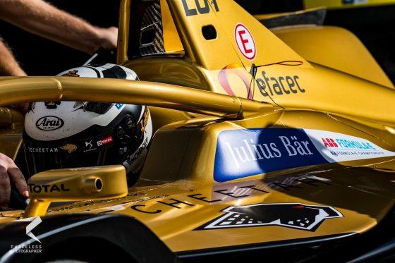 Lotterer feeling more at home in Formula E