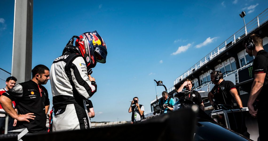 Buemi focusing on resolving issues