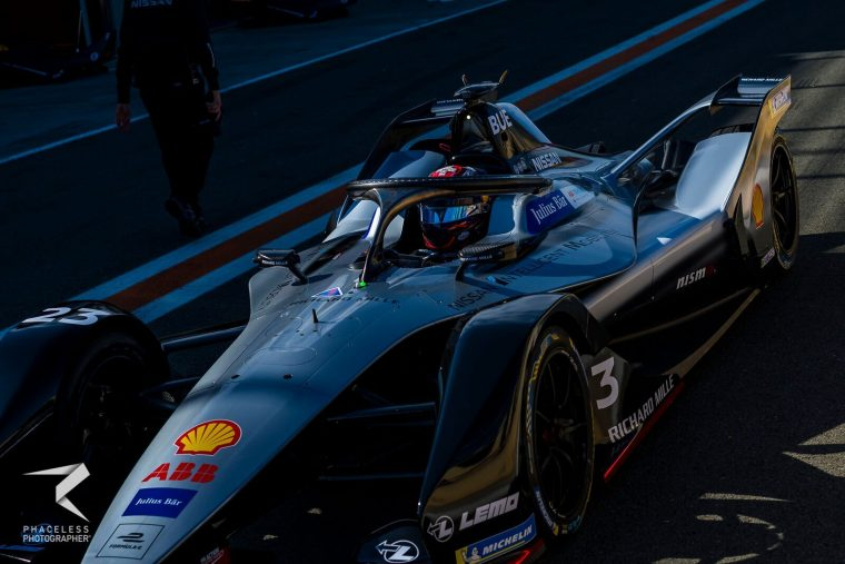 Buemi leads shortened afternoon session