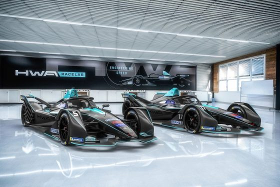 Paffett confirmed at HWA Racelab; livery unveiled