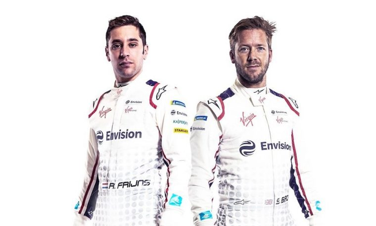 Frijns joins Bird at Envision Virgin Racing