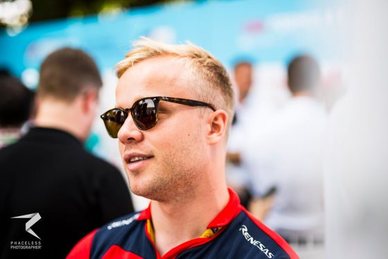 Rosenqvist to sub for Wehrlein at season opener