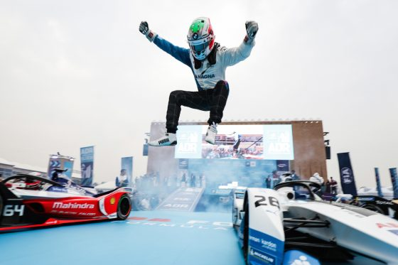 Ad Diriyah E-Prix Facts and Figures