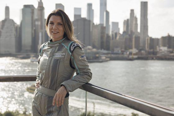 Ad Diriyah test driver profile: Katherine Legge