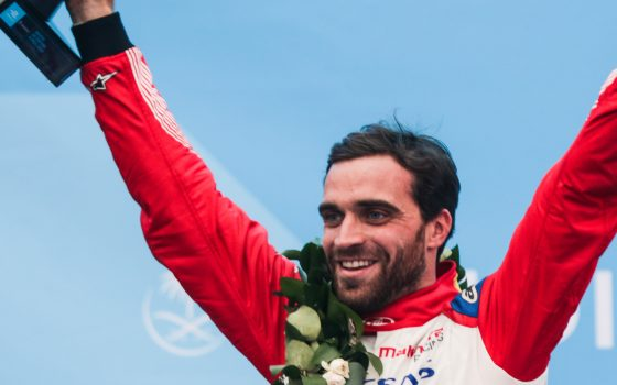 D'Ambrosio prevails as BMW duo comes to blows