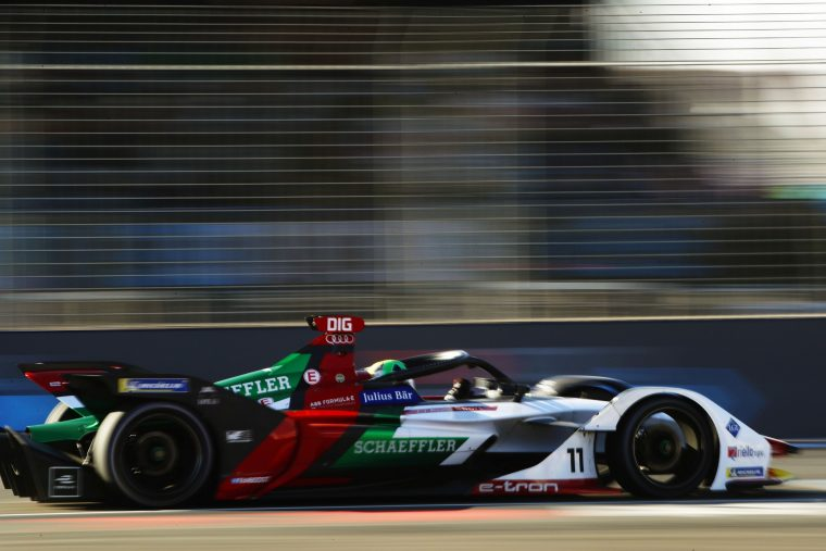 di Grassi dominates qualifying in Santiago