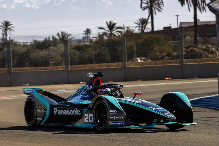Evans snatches the advantage in Free Practice 2