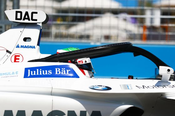 da Costa leads the way in second practice
