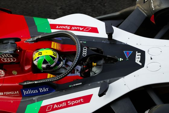 di Grassi on the charge as others lose theirs