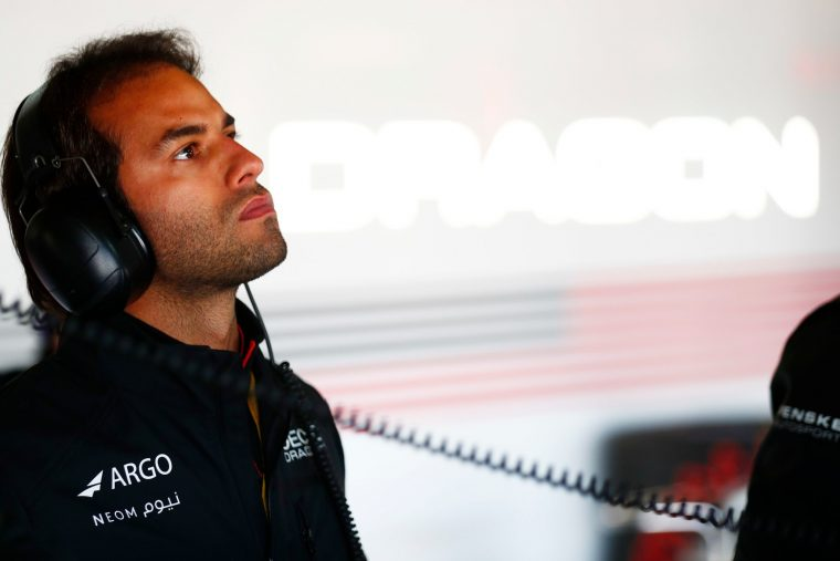 Nasr officially confirmed for Mexico debut