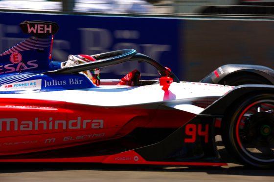 Wehrlein surges to maiden pole position