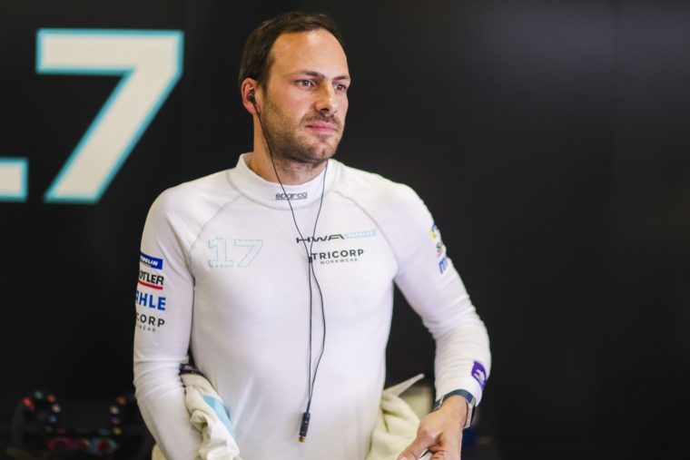 "Paffett: ""It's gonna be a real big challenge"""