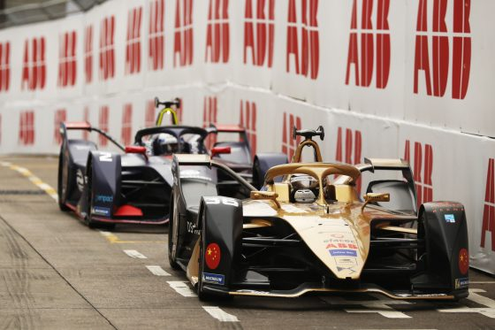 Contact in Formula E – parity or fallacy?