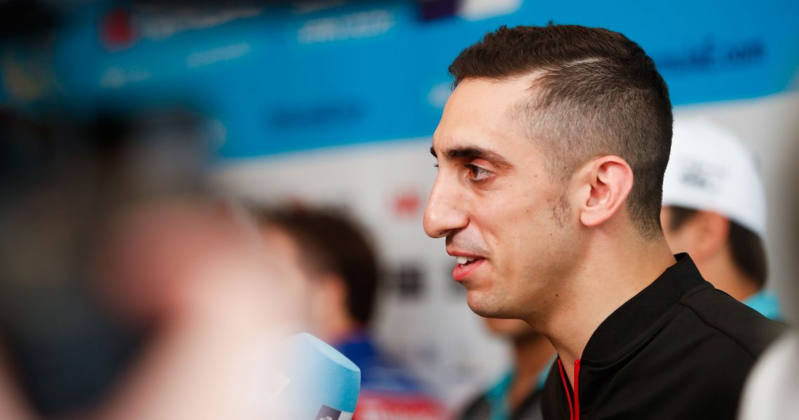 Buemi leads the Nissan e-dams renaissance in FP2
