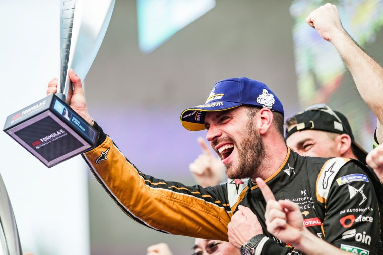 Vergne stokes his title defence in Sanya