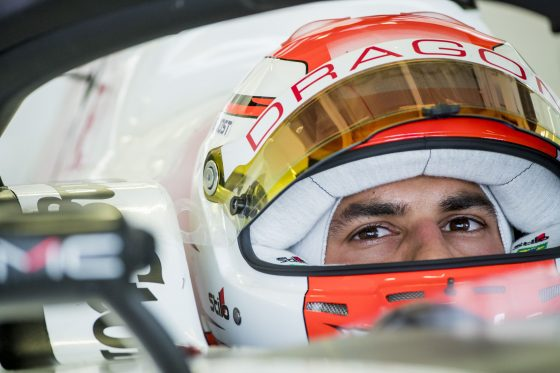 "Nasr: ""I'm feeling more prepared"""