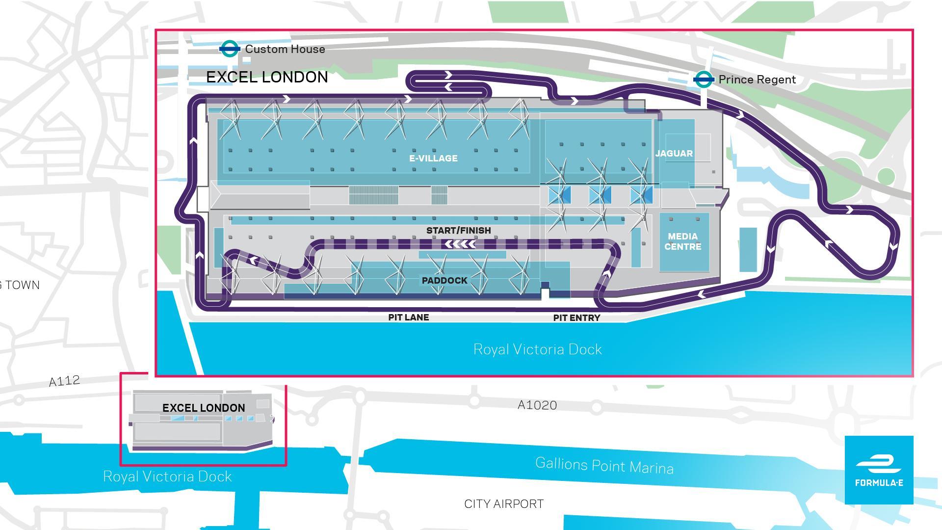 London back on calendar for 2020 - e-racing net