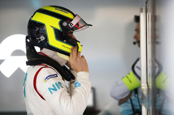 Dillmann aiming for points in home race