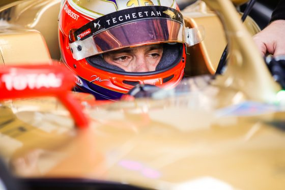 Vergne fastest in eventful FP2 as Lopez shunts