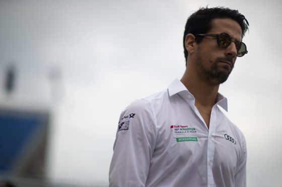 di Grassi: An electric interview in Paris