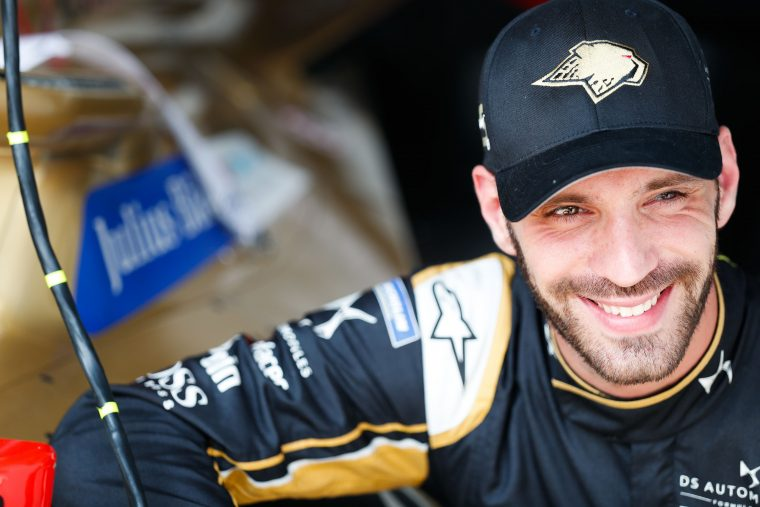 Vergne at 50: The reigning champion looks back