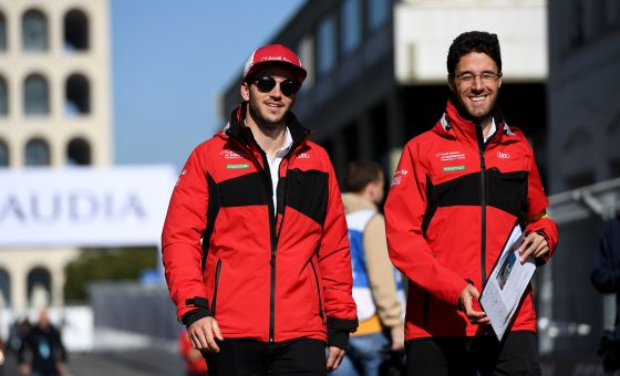 Abt targeting title assault in second half of season