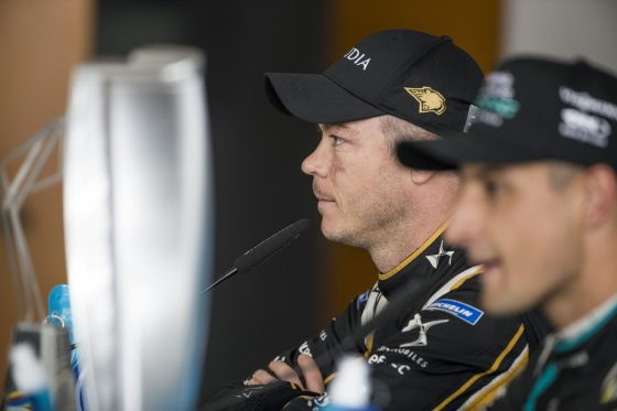 Lotterer happy with points despite lost win