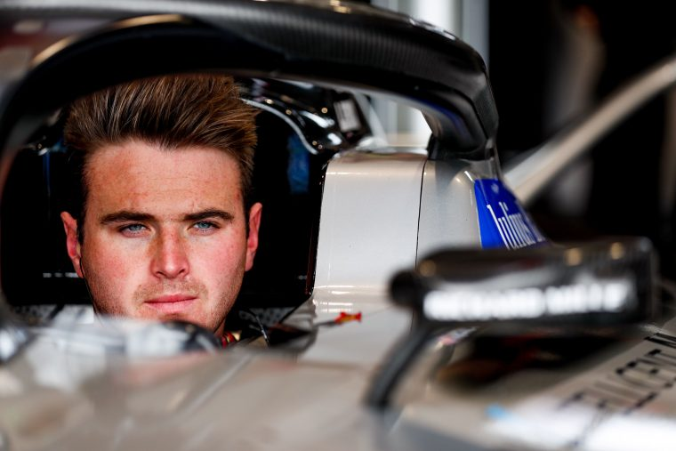 Rowland inherits pole as Mahindra excluded from qualifying