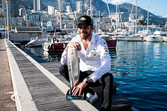 Vergne cool amidst pressure from behind
