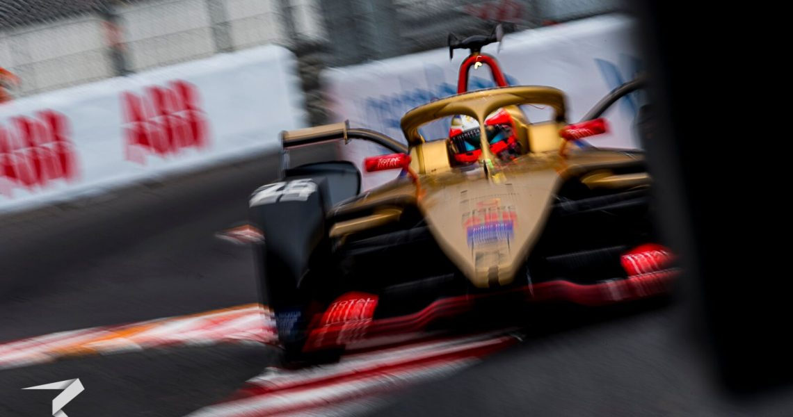 Vergne victorious after tense battle in Monaco