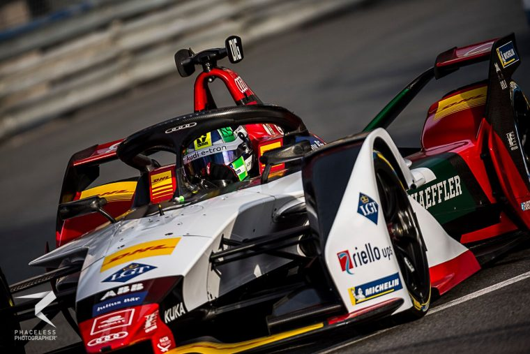 di Grassi sets morning pace in FP1