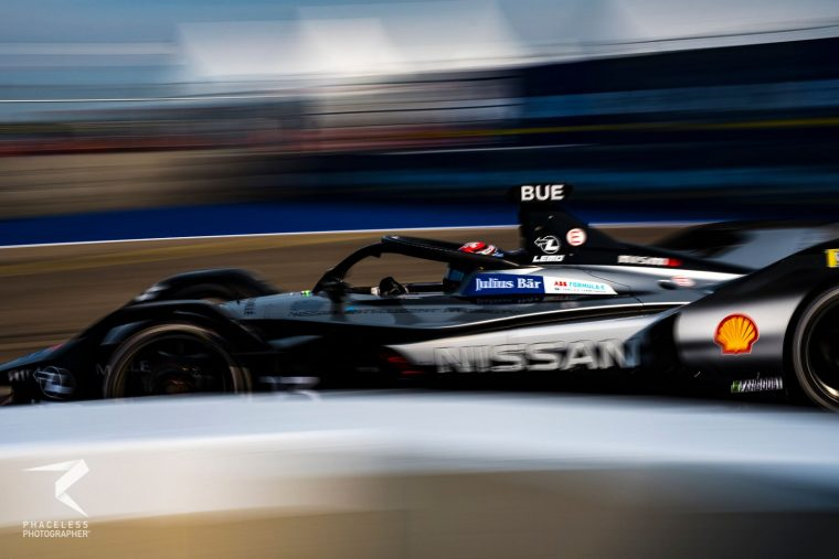 Buemi storms to pole position in Berlin