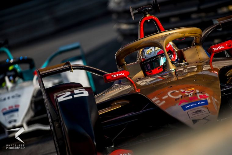 Vergne on pole in Bern while rivals falter