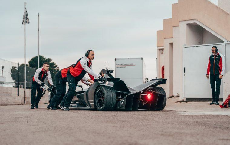 Starting From Zero: Porsche Formula E preps for electric debut