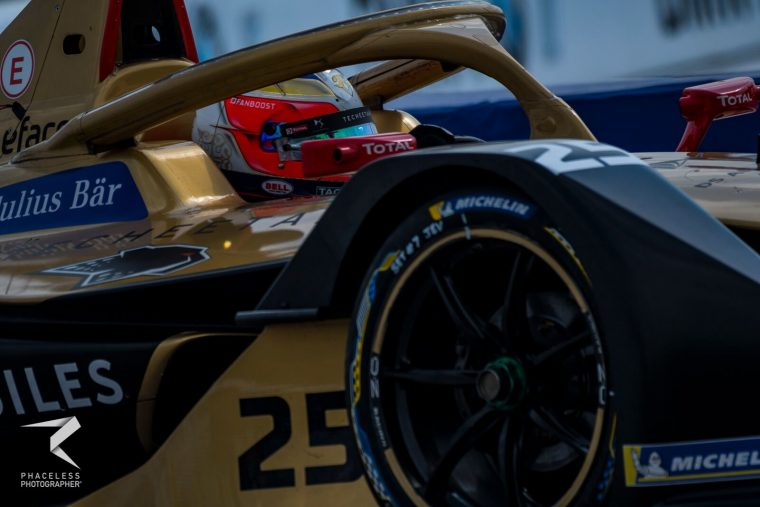 Vergne sets the pace in Bern first practice