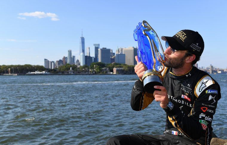 Jean-Eric Vergne – the making of Formula E's GOAT, part 2