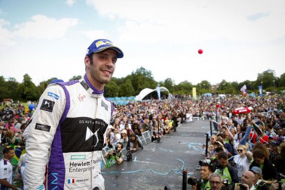 Jean-Eric Vergne – the making of Formula E's GOAT: Part 1