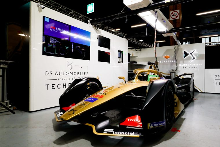 Who will join Vergne at DS Techeetah for season six?