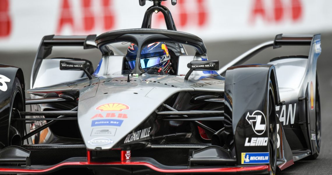 Buemi shines in NYC, while Vergne and di Grassi stumble