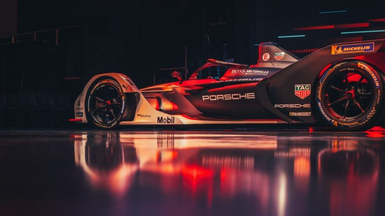Porsche unveil their Season Six Formula E challenger – the 99X Electric
