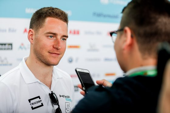 Vandoorne: A conversation with the Mercedes megastar