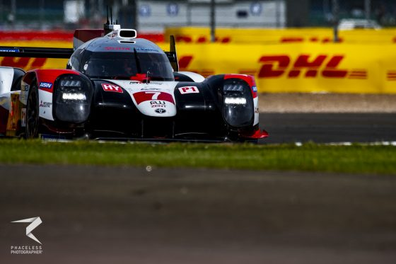 Toyota weather the storm to finish 1-2 in WEC season opener at Silverstone