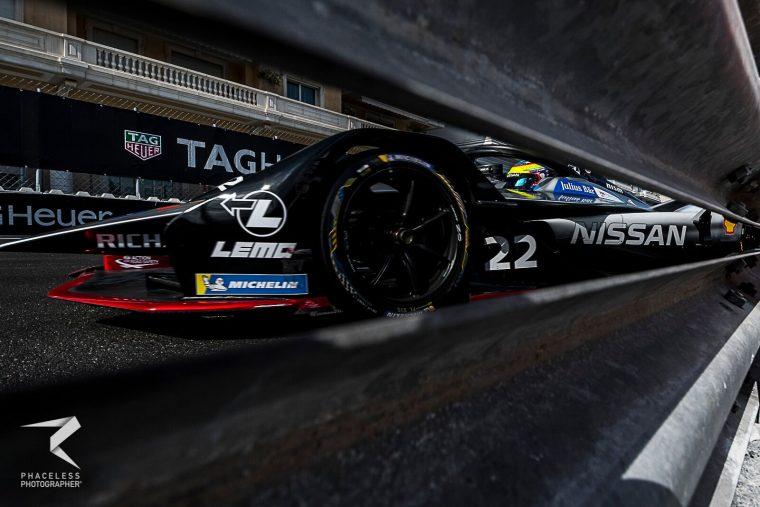 Buemi and Rowland retained by Nissan e.dams